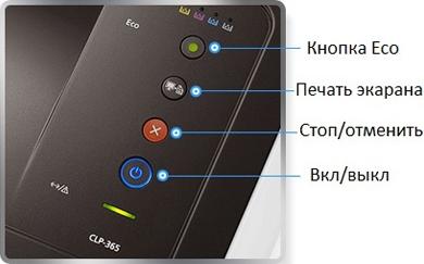 Прошивка принтера Samsung CLP-360, CLP-365